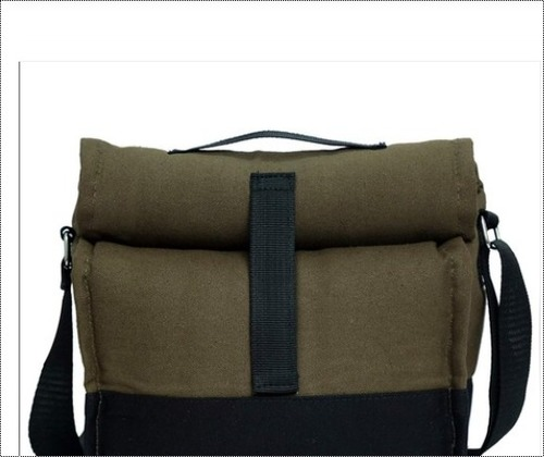 Cotton Canvas Thermal Lunch Bag