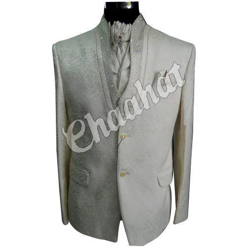 Mens Designer Two Piece Suit