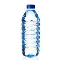 Packed Drinking Water Bottle
