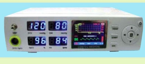 Tabletop Pulse Oximeter for Hospital