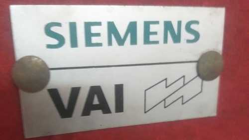 Acrylic Rectangular Name Plate