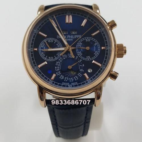 Analog Wrist Watch (Patek Philippe)
