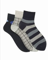 Ankle Non Terry Socks