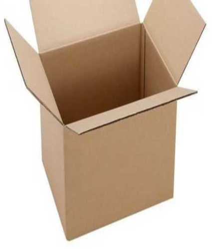 Brown Corrugated Board Boxes