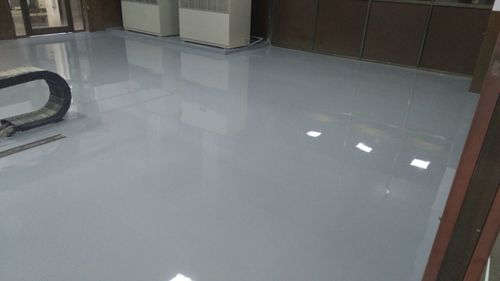 Epoxy Flooring for Industrial Use