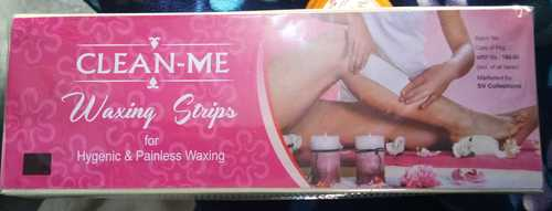 Hygienic And Painless Waxing Strip
