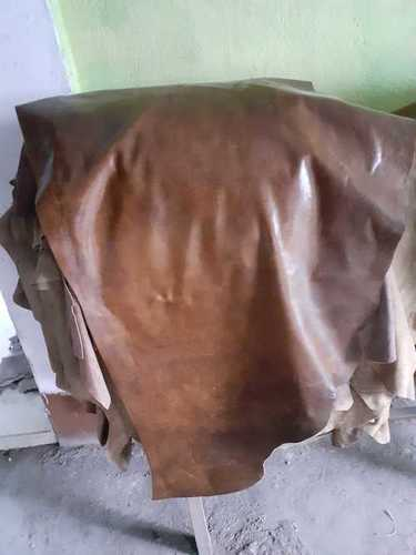 Impeccable Finish Brown Leather