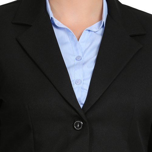 Ladies Formal Regular Fit Blazer