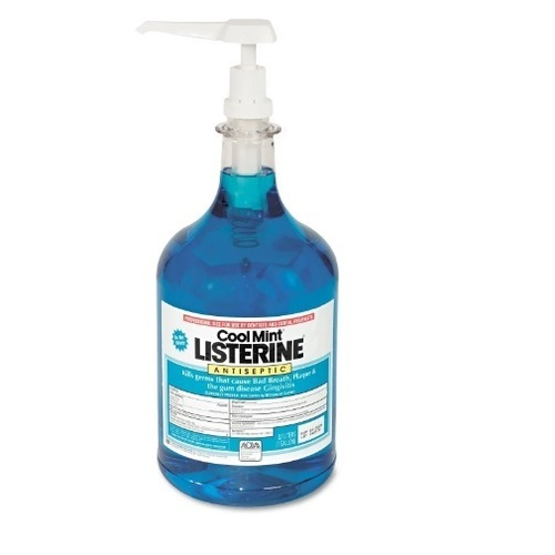 Listerine Antiseptic Coolmint Mouthwash