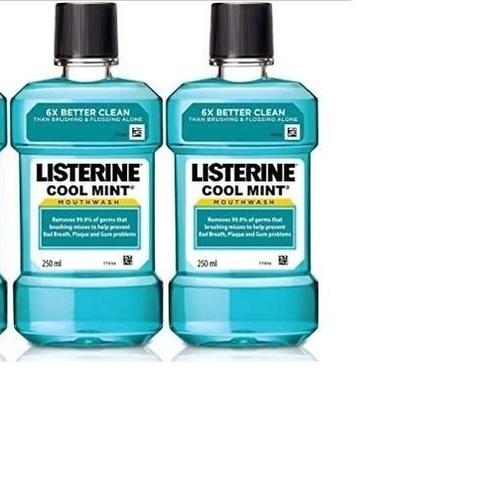 Listerine Antiseptic Coolmint Mouthwash