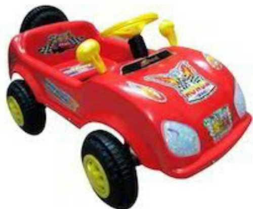 Perfect Shape Kids Plastic Car