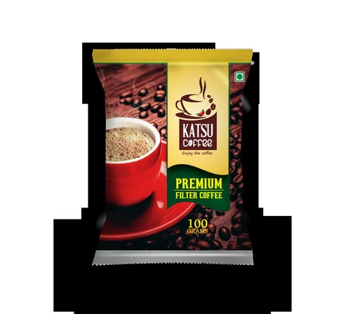 Premium Filter Coffee Powder