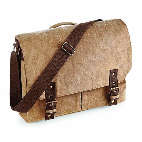 Canvas Satchel Carry Bag