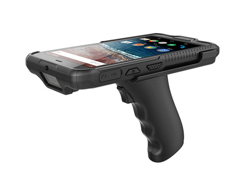 6 Inch Industrial Rugged PDA Barcode Scanner Android With GMS Certification