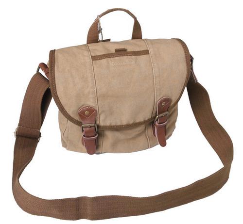 Canvas Satchel Carry Bag