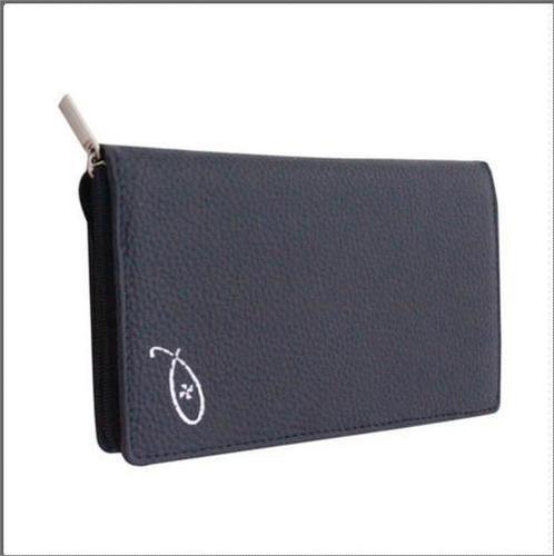 Impeccable Finish Passport Leather Bag
