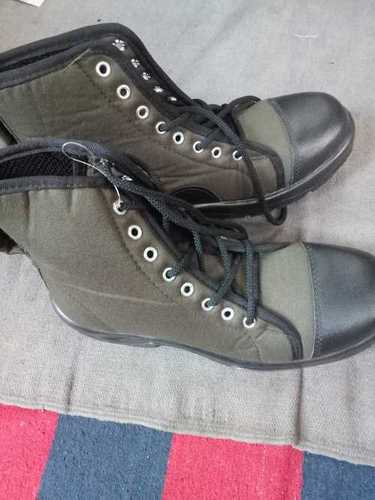 Olive Green Hunter Shoes