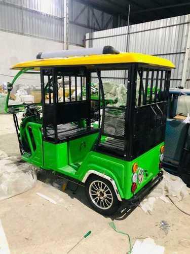 Perfect Shape Battery Operated Rickshaws