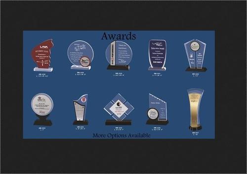 Rust Proof Printed Awards