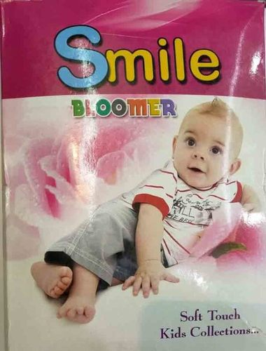 Soft Touch Smile Bloomer For Kids