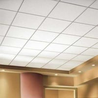 White Armstrong Ceilings Tiles