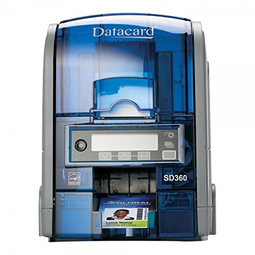 Automatic Datacard Card Printer