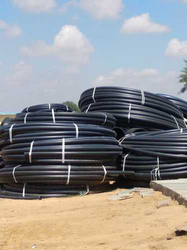 Black Color HDPE Pipes