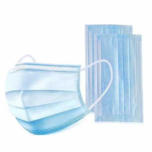 Disposable Non Woven 3ply Medical Earloop Face Mask