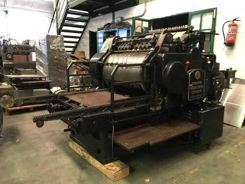 Heidelberg Cylinder Offset Printing Machine