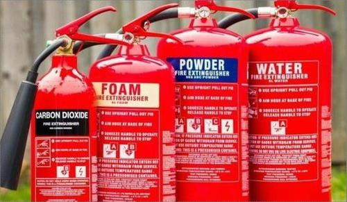 Industrial Foam Powder Water Carbon Dioxide Type Fire Extinguisher
