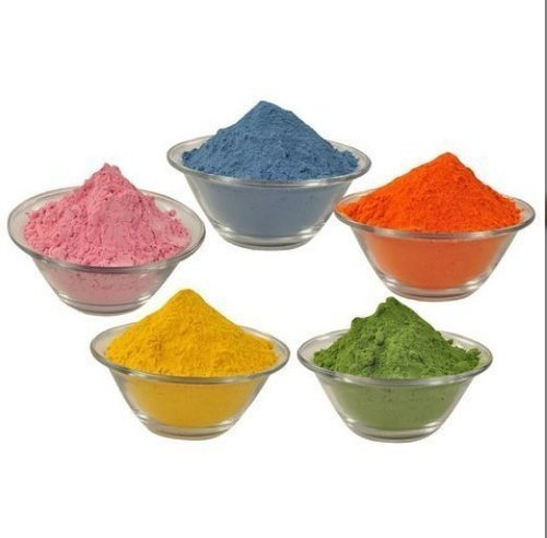 Multi Color Organic Rangoli Powder
