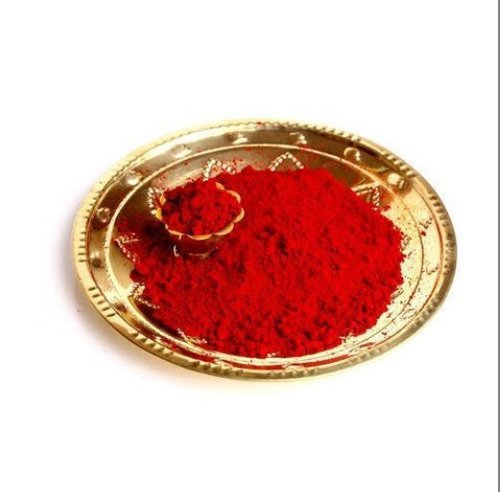 Red Kumkum Powder for Pooja