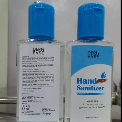 Instant Effective Hand Sanitizer