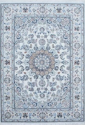 Nain Persian Silk Carpets For Living Room Bedroom