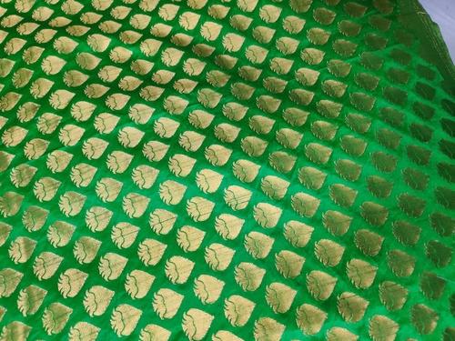 Nylon Satin Jaquard Fabric