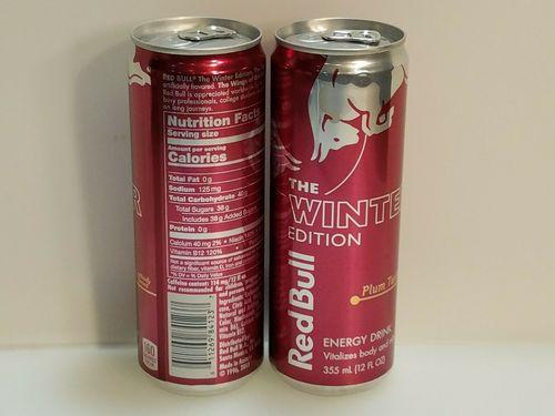 Red Bull Energy Drink Blue Edition (8.4oz / 24pk)