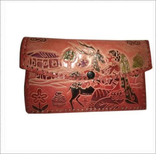 Skin Friendliness Ladies Handicraft Wallets