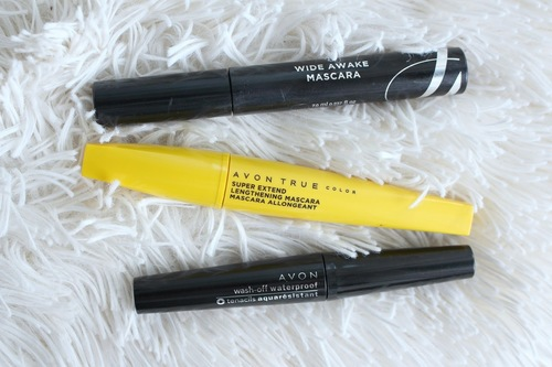 Avon True Color Super Extend Lengthening Mascara Black Lot of 2