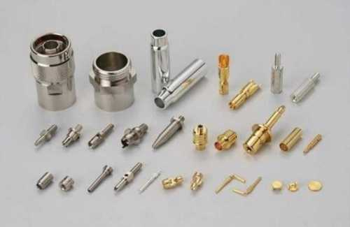 Brass Precision Turning Components