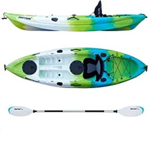 Driftsun Sculpin 12.5 Foot Long Rotomolded Sit in Kayak