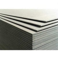Grey Color Cement Roofing Sheet