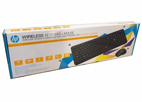 Ultra Slim HP Wireless Keyboard
