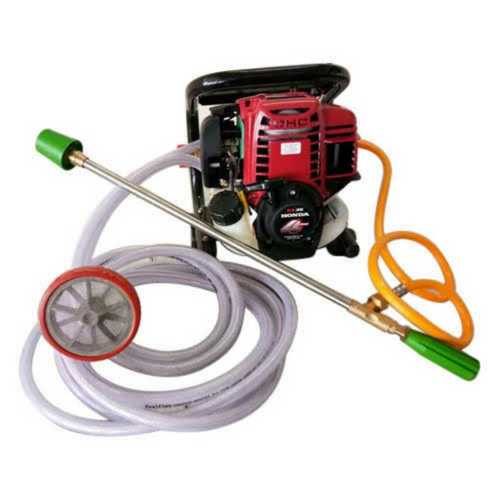 Agricultural Power Sprayer With Diesel Engine