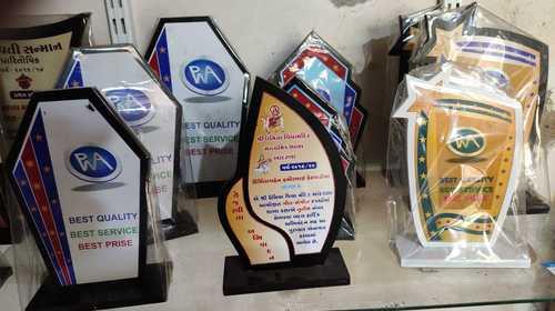 Custom Design Award Trophy