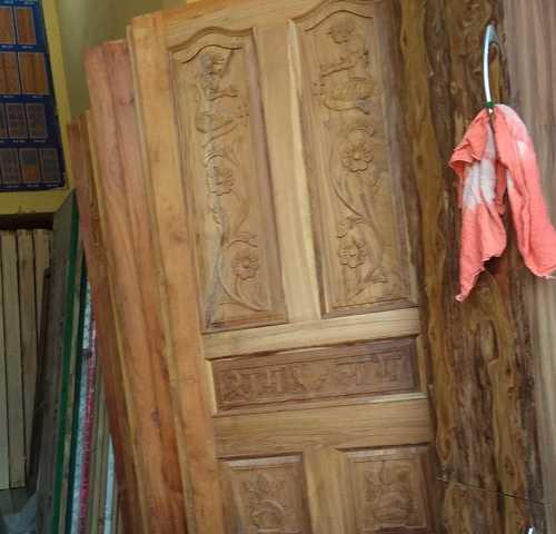 Designer Natural Wooden Doors