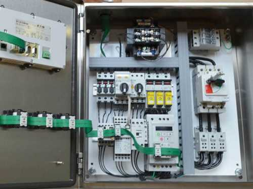 Electric Control Panel Board At Price Range 25000 00 250000 00 Inr Piece In Coimbatore Supreme Electric Controls