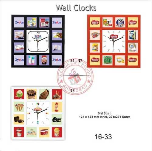 Fancy Designer Wall Clock