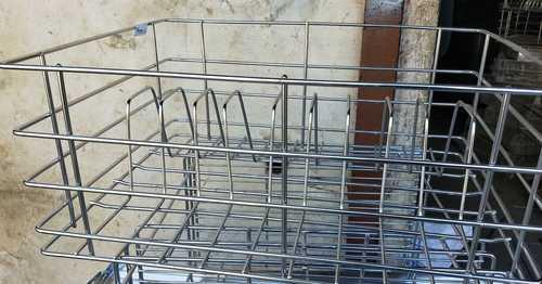 High Strength Stainless Steel Kitchen Basket