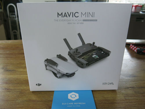 Mavic Mini Fly More Combo Drone (DJI)