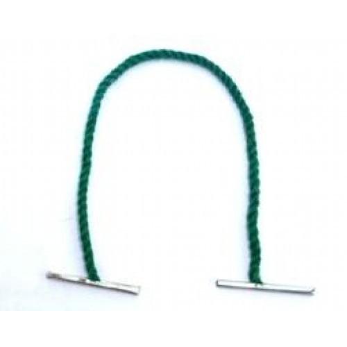 Metal Ended Treasury Tag Rope File Folder Binding Rope
